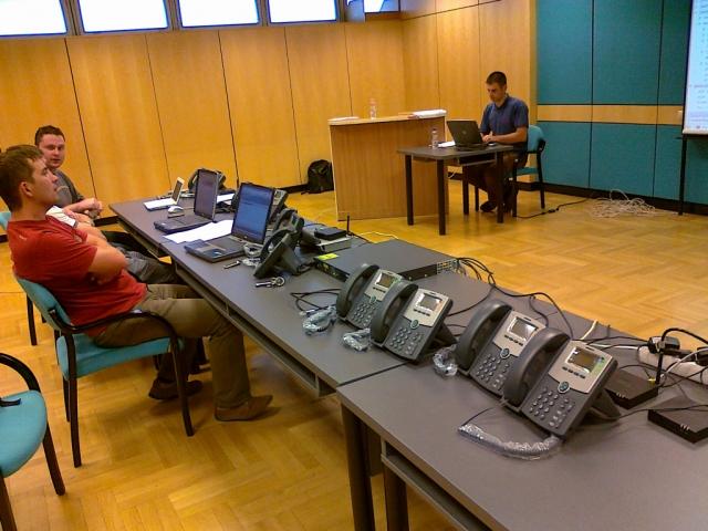 SIP workshopon használt berendezések