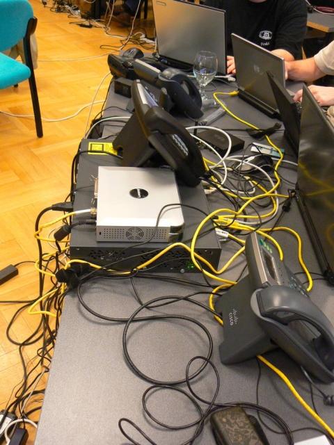 SIP workshopon használt berendezések 2
